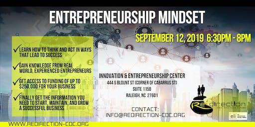 Entrepreneurship Mindset Workshop