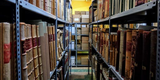 50 Years of Dundee City Archives: Doors Open Day