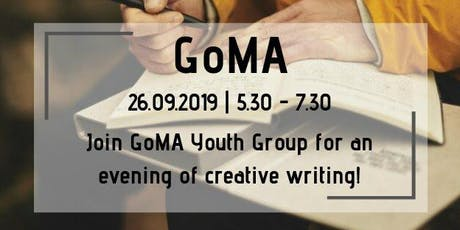 Creative Writing with the GoMA Youth Group tickets