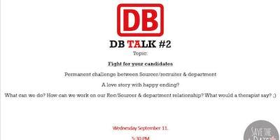 DB TALK#2