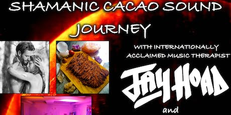 Shamanic Cacao Sound Journey tickets