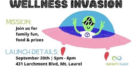 WELLNESS INVASION tickets