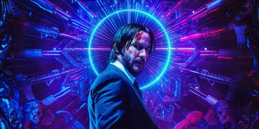 John Wick: Chapter 3 (+ Pizzaboyz!)