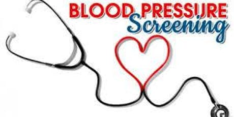 FREE Blood pressure checks at New England Urgent Care tickets