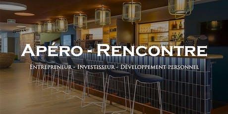 Apéro-Rencontre Entrepreneurs Toulousains billets