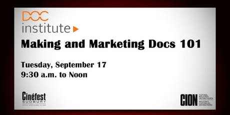 Making and Marketing Docs 101 tickets