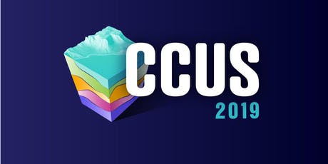 CCUS 2019: Capturing the Clean Growth Opportunities tickets
