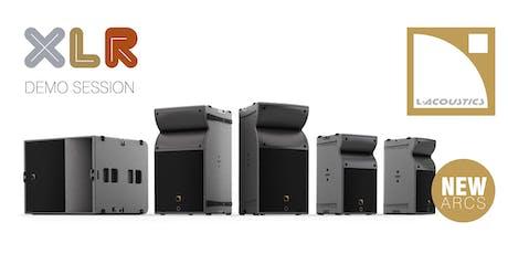 Demo-sessie | L-Acoustics A15 systeem & KS21 billets