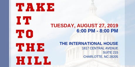 Take It To The Hill Congressional Listening Session tickets