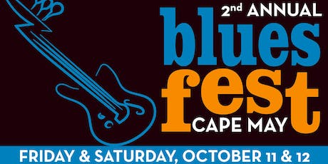BluesFest Cape May tickets