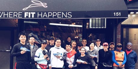 JackRabbit Brooklyn Hosts Training Run with Asics tickets