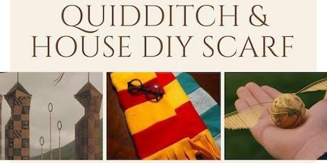 School of Magic: Quidditch & DIY House Scarf tickets