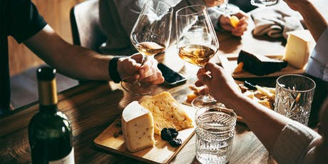 Wine and Cheese Pairing 101: Drinking (and Eating!) Progressively! tickets
