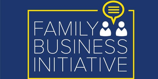 Family Business Initiative December 5, 2019