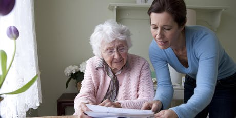 For Family Caregivers:  Alzheimer's Disease: Financial Planning tickets