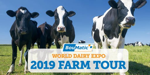 World Dairy Expo 2019 Farm Tour