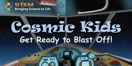 CosmicKids! Where Space Science Meets Fun
