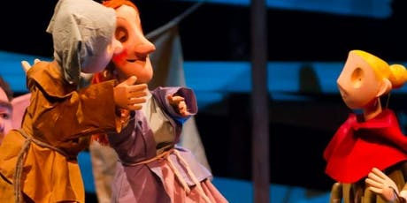 Be in Good Co.mpany with Norwich Puppet Theatre tickets