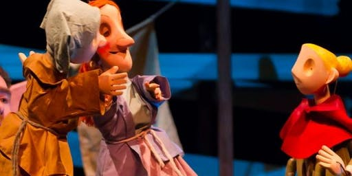 Be in Good Co.mpany with Norwich Puppet Theatre