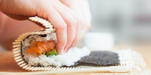 UBS Cooking School: Sushi Workshop