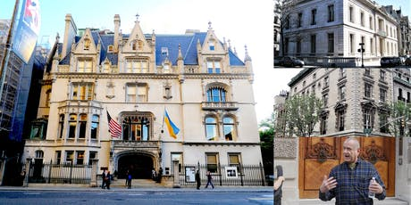 The Gilded Age Mansions of Cook Block, Famous Elite Micro-Neighborhood tickets