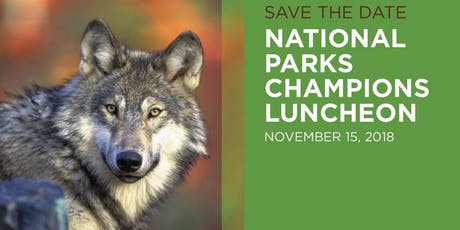 National Parks Champions Luncheon 2019 tickets