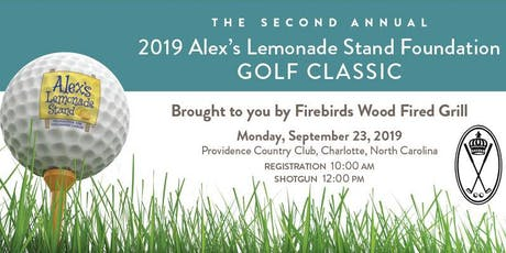 Take A Swing Against Childhood Cancer at Firebirds' ALSF Golf Classic tickets