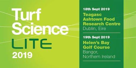 Turf Science Lite 2019 - Ireland tickets