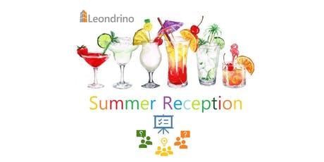 LEONDRINO SUMMER RECEPTION tickets