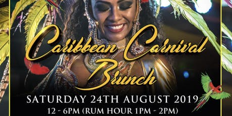 Caribbean Carnival Brunch tickets