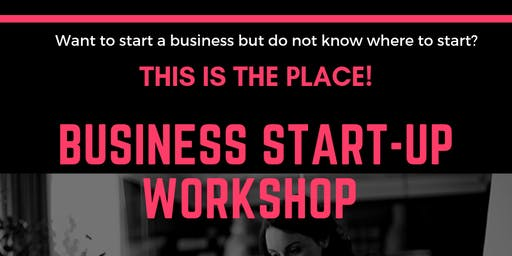 Business Start-Up Workshop