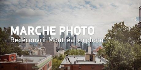 Marche Photo // Redécouvrir Montréal en photo billets