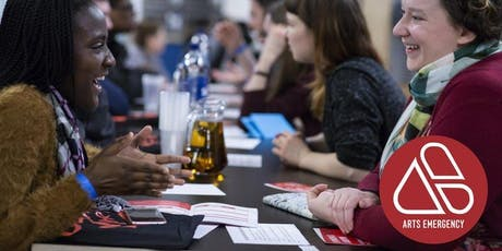Arts Emergency Mentor Training London - 3/10/19 tickets