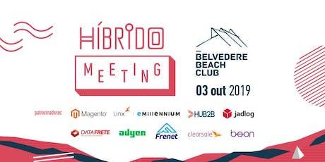 Híbrido Meeting 19 ingressos