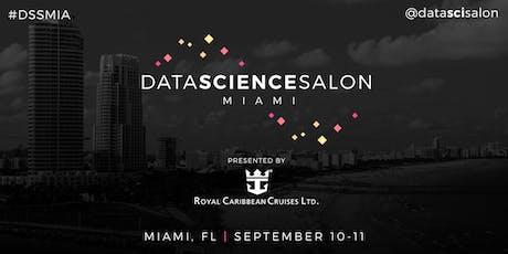 Data Science Salon | Miami 2019 tickets