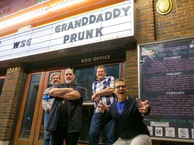 Open Mic wsg Grandaddy Prunk