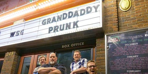Open Mic wsg Grandaddy Prunk @ Park Theatre