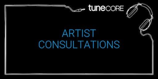 Artist Consultations