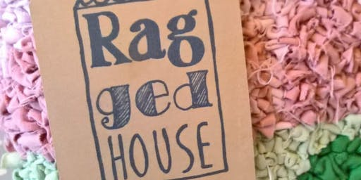Ragged House- Rag Rugging Workshop at Dundee Ministry of Crafts