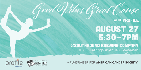 Good Vibes Great Cause with Profile tickets