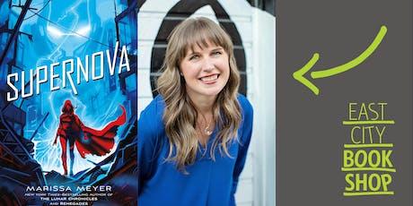 East City Bookshop Presents Marissa Meyer, Supernova tickets