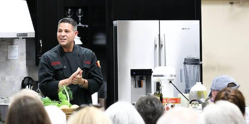 Fine Dining with Chef Frank Aloise benefiting Ronald McDonald House