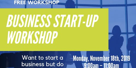 Business Start-Up Workshop tickets