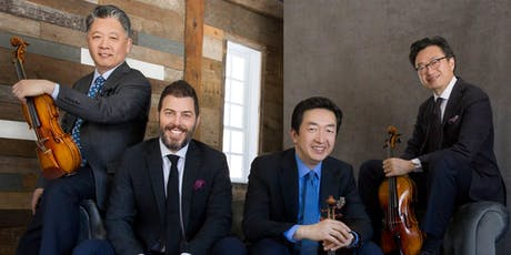 Chamber Music with the Shanghai Quartet and Guests tickets