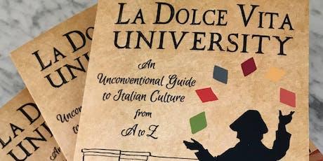 """Breakfast Series - La Dolce Vita University: """"Trivia"""" Challenge Italian-Style tickets"""