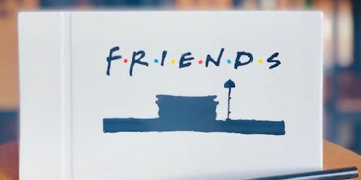 Pottery, Paint & Sip: Friends