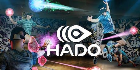 HADO Pop-Up Event in Brighton Week 5 tickets