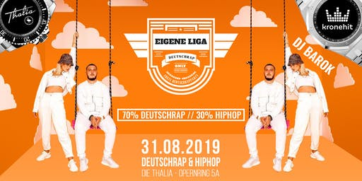 Eigene Liga - Special // Deutschrap vs. Hiphop @Thalia