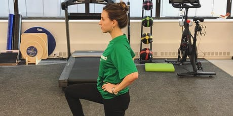 Core and Lower Body Workout with Spring Forward Physical Therapy tickets