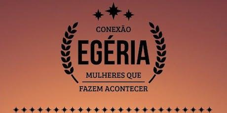 Conexão Egéria tickets